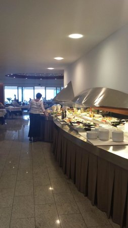 Hotel Victoria Frontemre: Buffet