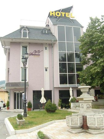 Hotel Strimon BB