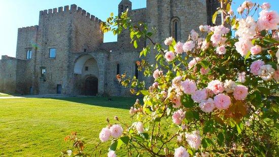 Pousada Mosteiro do Crato: Entrada del castillo