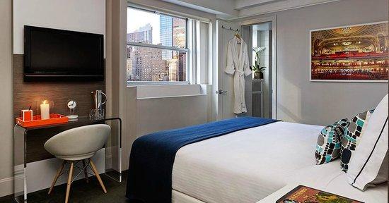 Paramount Hotel New York Tripadvisor