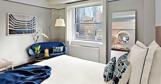 Paramount Hotel New York: Guest Room