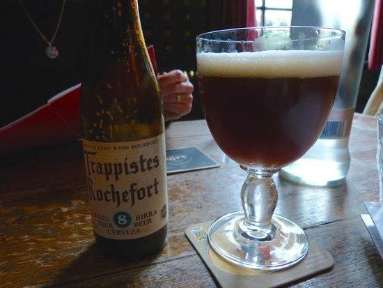 Herberg Vlissinghe: Trappist beer