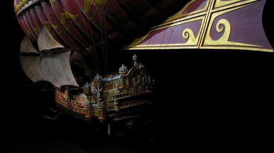 Musee Miniature et Cinema: Les 3 mousquetaires
