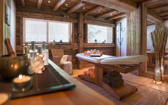 Hotel l'Ecrin du Val Claret : Spa O des Cimes Jotel L'Ecrin du Val Claret Tignes