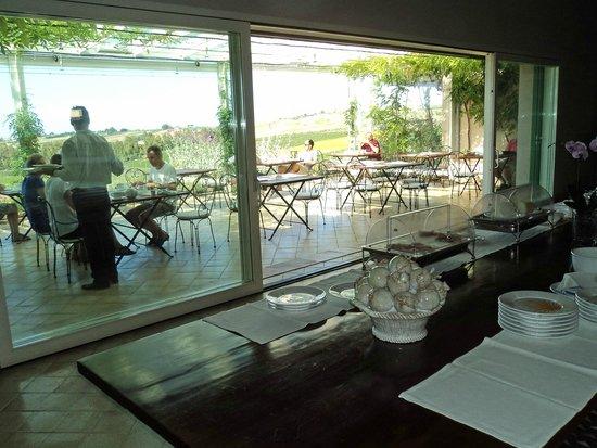 La Foresteria Planeta Menfi: salle à manger