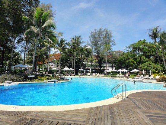 Centara Grand Beach Resort & Villas Hua Hin: Pool