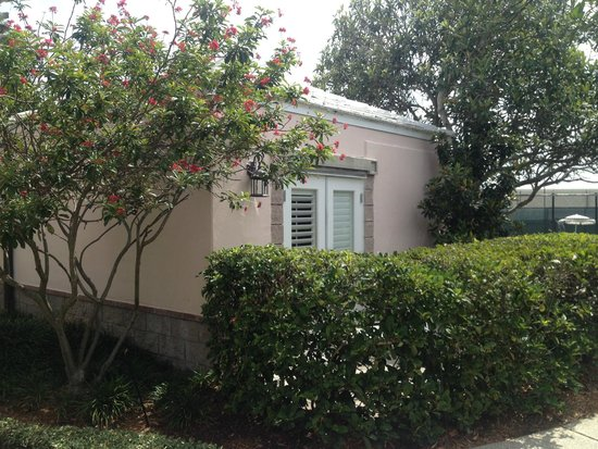 Grand Hyatt Tampa Bay: Our casita.