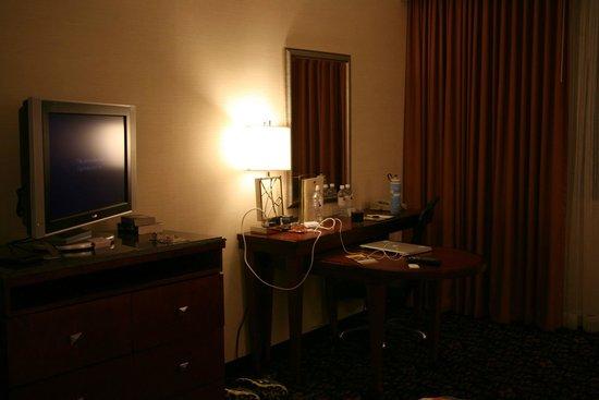 DoubleTree by Hilton Nashville-Downtown: Desk