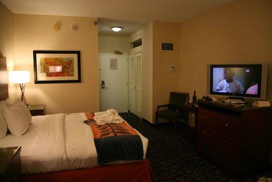 DoubleTree by Hilton Nashville-Downtown: Rm 923