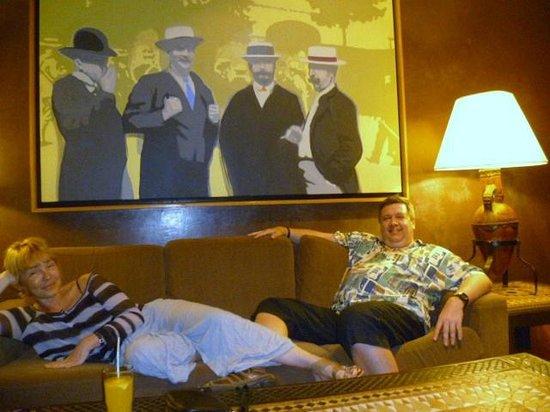 ClubHotel Riu Tikida Dunas: Lobby