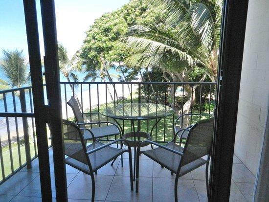 Kealia Resort: Lanai