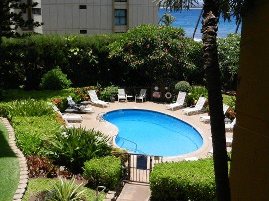 Kealia Resort: Pool