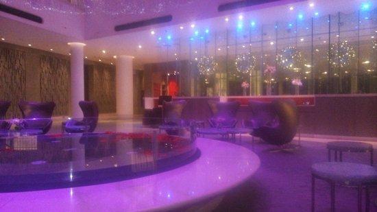 Hotel Avasa: Hall de entrada