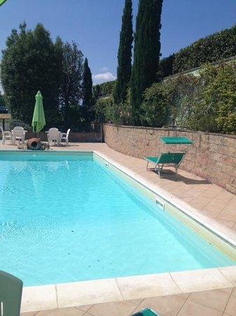 Hotel Semifonte: piscina