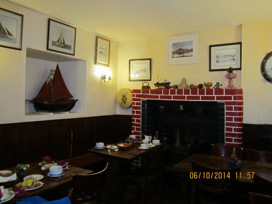 O'Dowds of Roundstone: Dining room