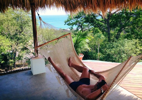 The Maderas Village : The rooftop bedroom we had