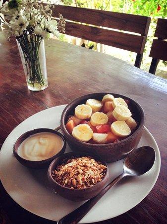 The Maderas Village : Fresh healthy breakfast