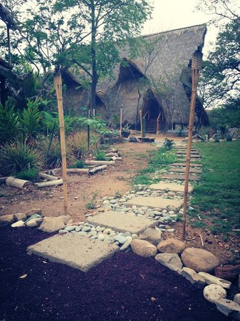 The Maderas Village: the yoga bungalow