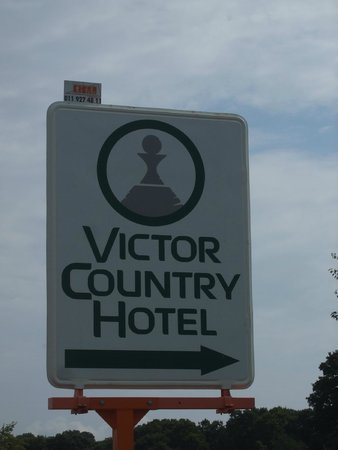 Victor Country Hotel: arrivo!!!