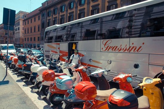 My Vespa Sightseeing Tours