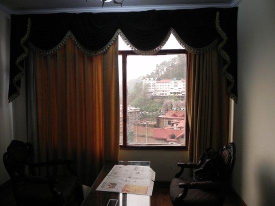 Hotel de Park: Inside view of room