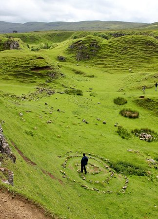 Skye Scenic Tours: Fairy Glen