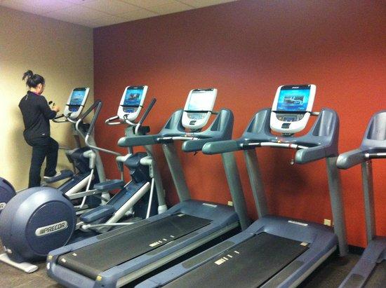 DoubleTree by Hilton Hotel Portland: DoubleTree Fitness Center