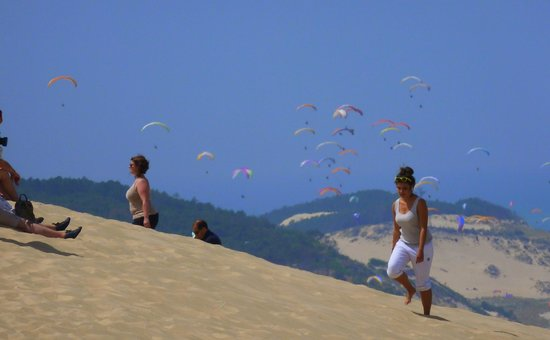 homes still there for now picture of dune du pilat la teste de buch tripadvisor. Black Bedroom Furniture Sets. Home Design Ideas