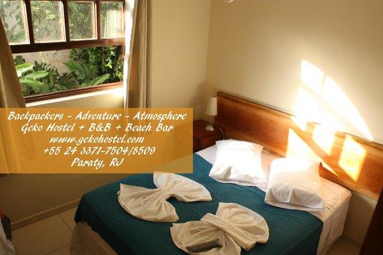 Geko Hostel Paraty: Private Rooms