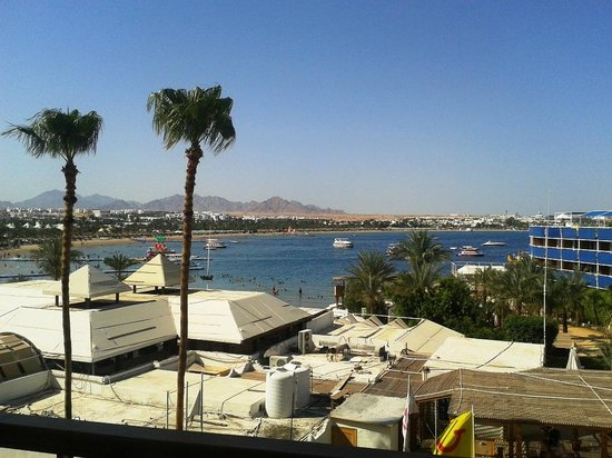 Helnan Marina Sharm: Mountains