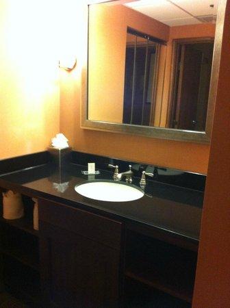 DoubleTree by Hilton Hotel Portland: DoubleTree King Suite Vanity
