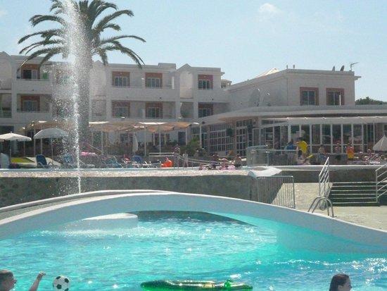 Jutlandia Family Resort: eating area