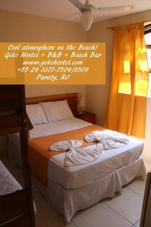 Geko Hostel Paraty: All bedrooms with ensuite bathrooms