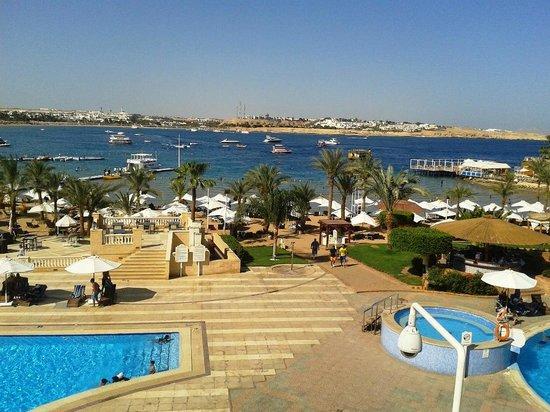 Helnan Marina Sharm: Beach