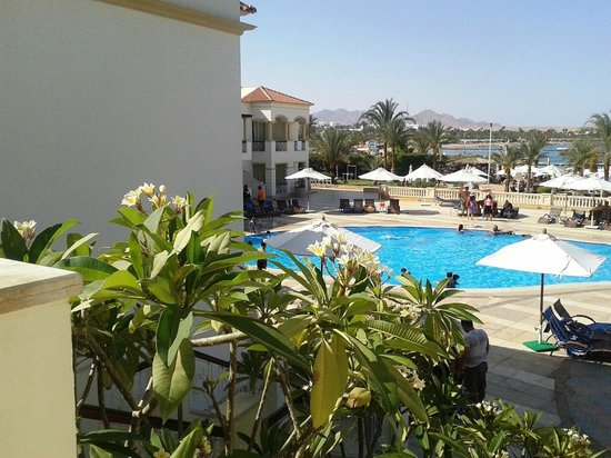 Helnan Marina Sharm: Pool