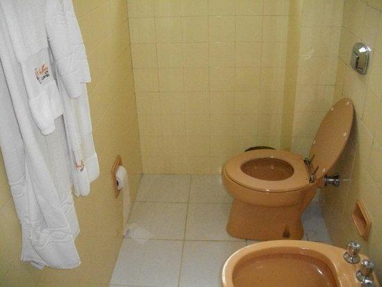San Martin Hotel: Banheiro
