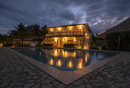 Jaguar Reef Lodge & Spa : Our Suites and Pool