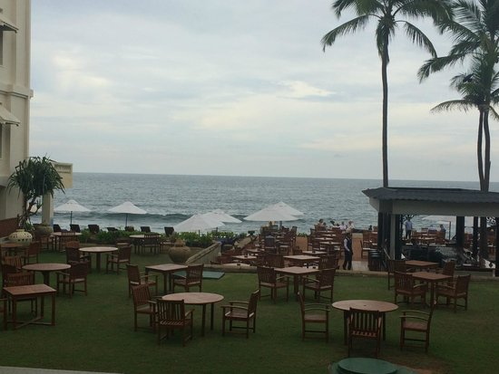 Galle Face Hotel Colombo: кафе