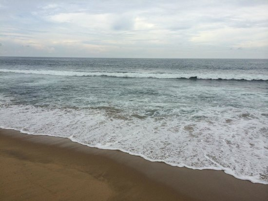 Galle Face Hotel Colombo: пляж