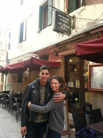 Al Bacco Felice; Tim & Ariana