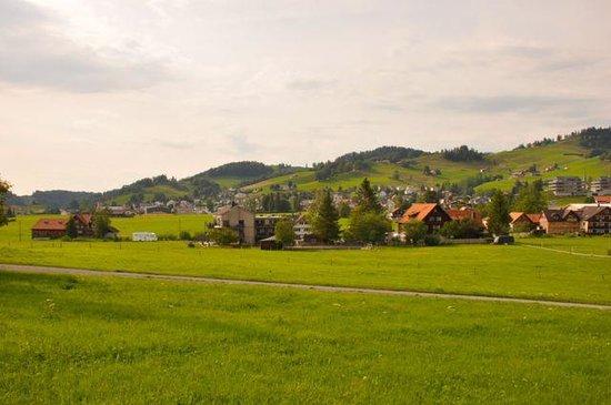 Bären - Das Gästehaus: view from hotel