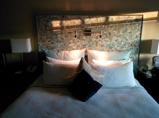 Inn At East Beach: Doppelbett