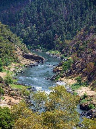 Orange Torpedo Rafting Trips: Views from the trail