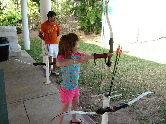 Club Med Ixtapa Pacific : Learning new skills
