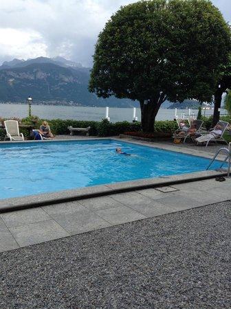 Grand Hotel Menaggio: la piscine