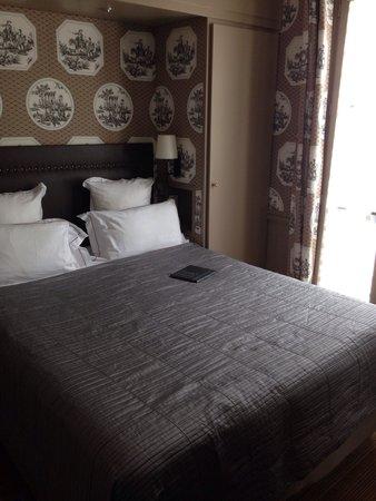 Hotel de Londres Eiffel: Room 52