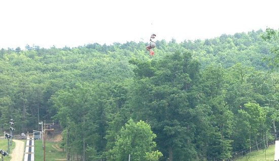 Massanutten Resort: Zip Line and Canopy Tours