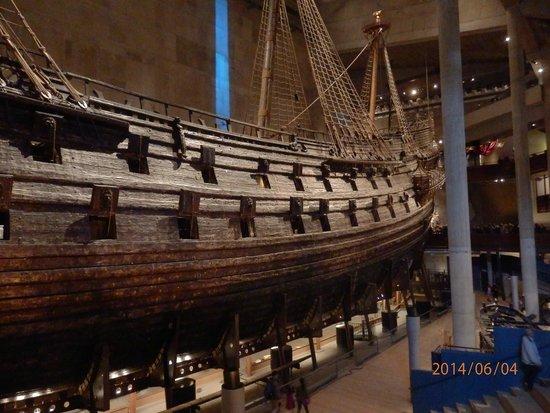 Vasa Museum: The Vasa