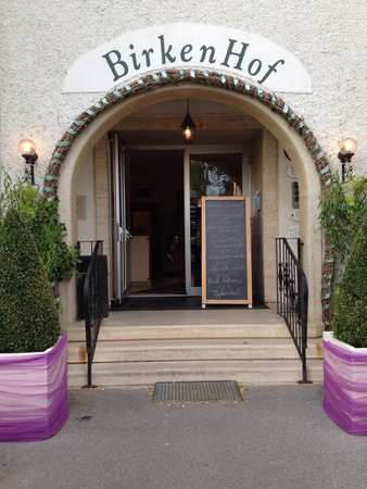 Birkenhof, Landhotel - Restaurant - Weingut: Birkenhof