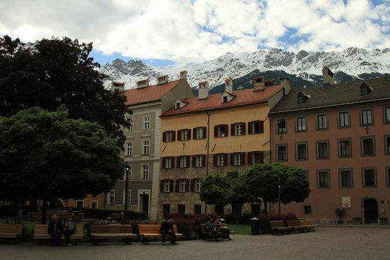 Altstadt von Innsbruck: Old Town, Innsbruck